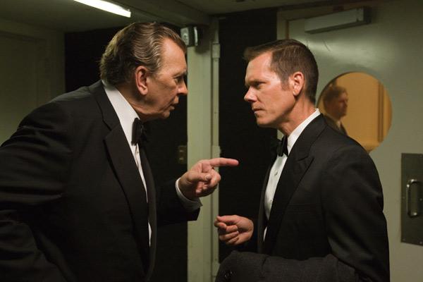 El desafío: Frost contra Nixon : Foto Frank Langella, Kevin Bacon, Ron Howard