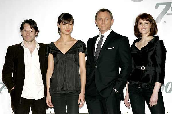 007 Quantum of Solace : Foto Daniel Craig, Gemma Arterton, Mathieu Amalric, Olga Kurylenko