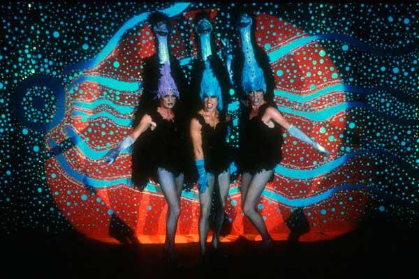 Las Aventuras de Priscilla, Reina del desierto : Foto Guy Pearce, Hugo Weaving, Stephan Elliott, Terence Stamp