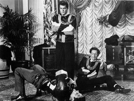 El Gran Houdini : Foto George Marshall, Tony Curtis