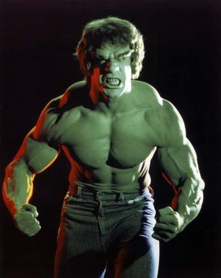 El Increible Hulk : Foto Lou Ferrigno