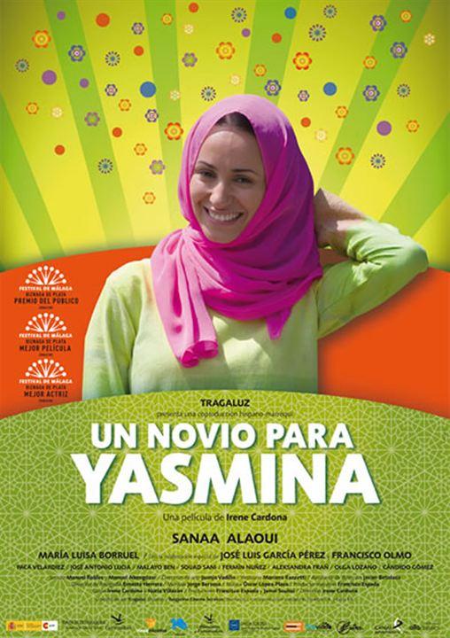 Un novio para Yasmina : cartel