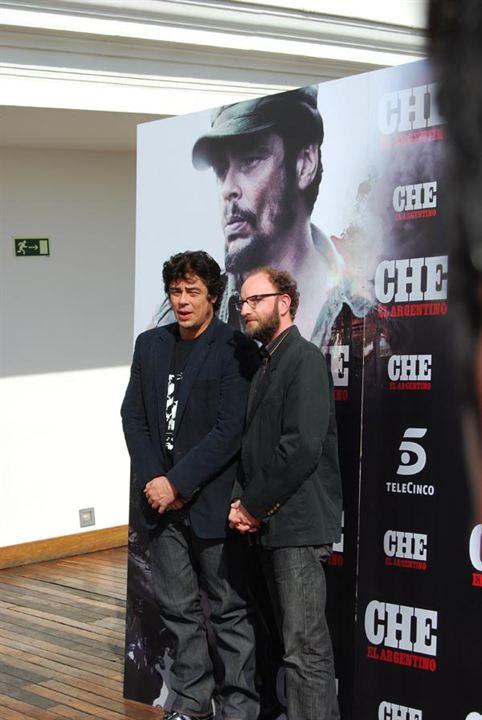 Che, el argentino : Foto Benicio Del Toro, Steven Soderbergh