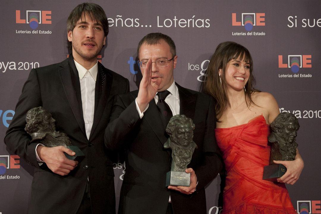 Celda 211 : Foto Alberto Ammann, Daniel Monzón, Marta Etura