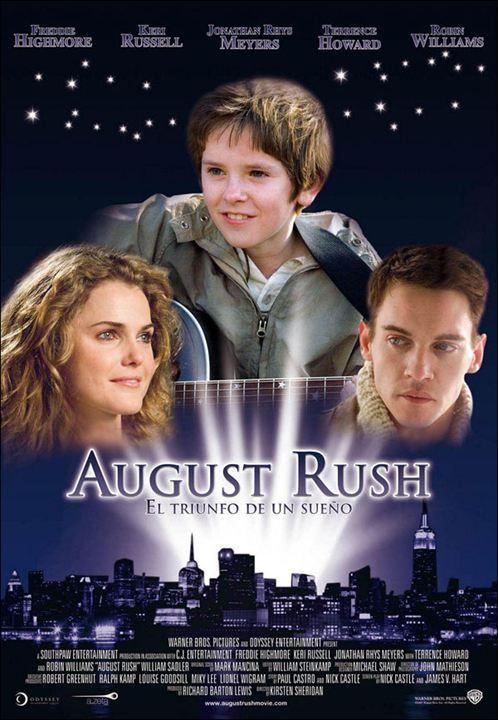 August Rush: El triunfo de un sueño : Cartel