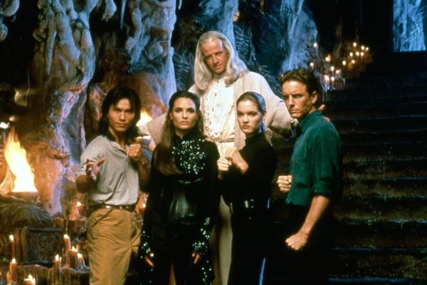 Mortal Kombat : Foto Bridgette Wilson, Christophe Lambert, Linden Ashby, Robin Shou, Talisa Soto