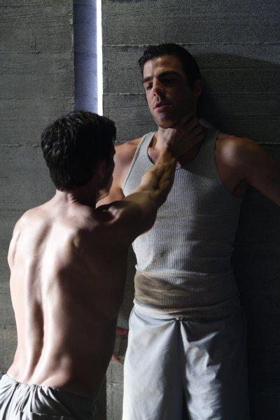 Héroes : Foto Milo Ventimiglia, Zachary Quinto