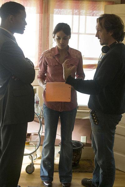 Siete almas : Foto Gabriele Muccino, Rosario Dawson, Will Smith