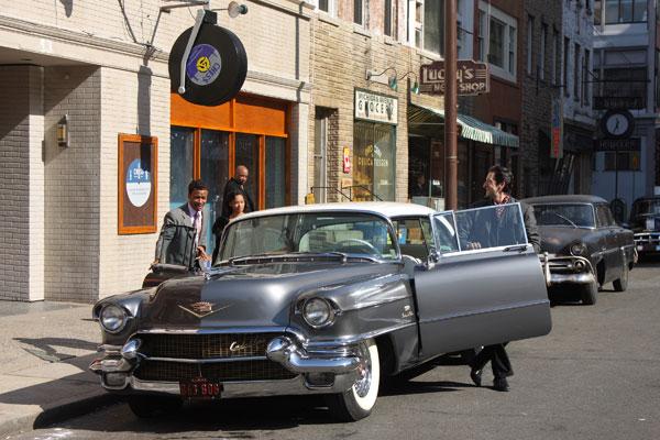 Cadillac Records : Foto Adrien Brody, Columbus Short, Darnell Martin