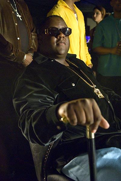 Notorious : Foto George Tillman Jr., Jamal Woolard