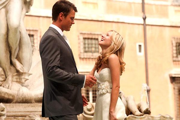 En la boda de mi hermana : Foto Josh Duhamel, Kristen Bell, Mark Steven Johnson