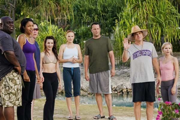Todo incluido : Foto Faizon Love, Jason Bateman, Kali Hawk, Kristen Bell, Kristin Davis