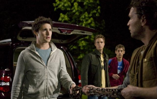 Kyle XY : Foto Chris Olivero, Jean-Luc Bilodeau, Matt Dallas