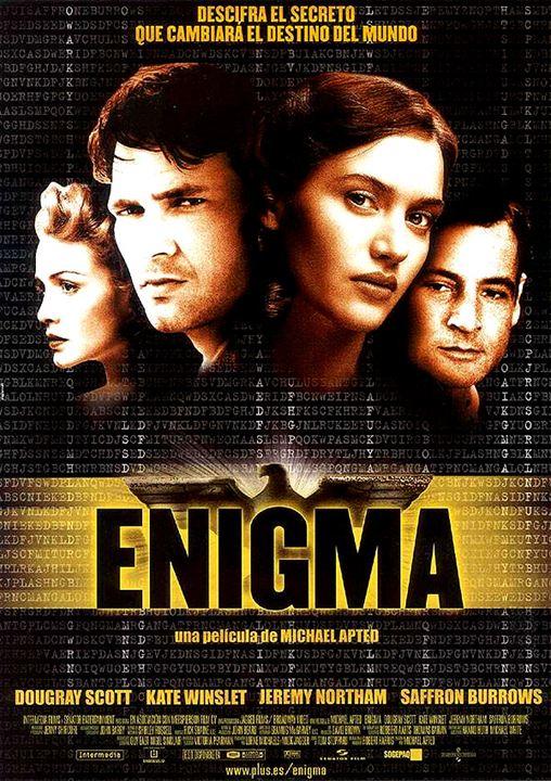 Enigma : cartel