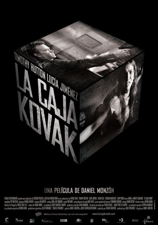 La caja Kovak : Cartel