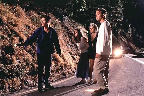 Sé lo que hicisteis el último verano : Foto Freddie Prinze Jr., Jennifer Love Hewitt, Jim Gillespie, Ryan Phillippe, Sarah Michelle Gellar