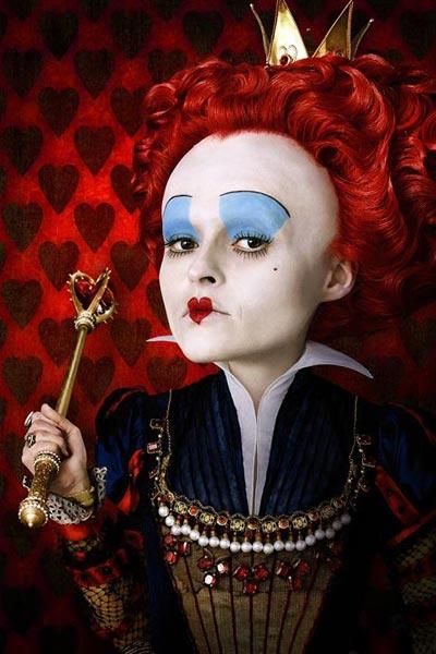 El posado desnuda de Helena Bonham Carter que