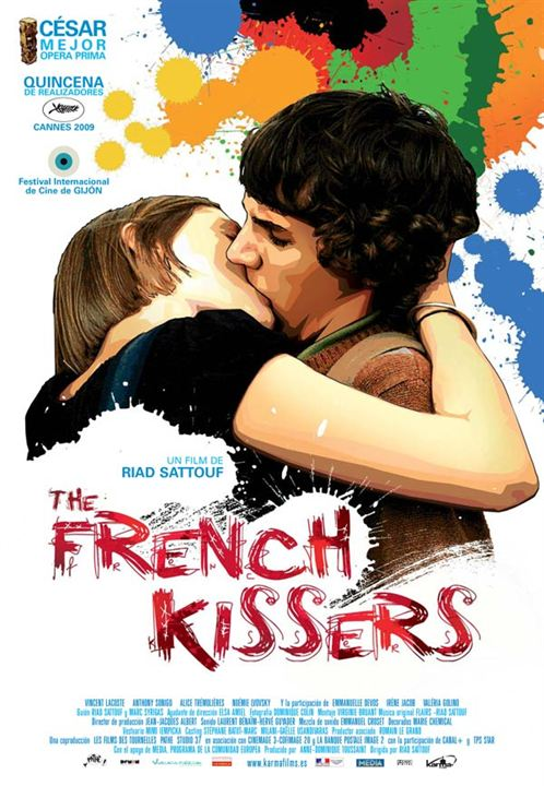 The french kissers : Cartel