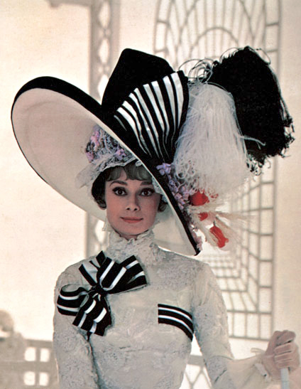 foto de audrey hepburn my fair lady mi bella dama. Black Bedroom Furniture Sets. Home Design Ideas