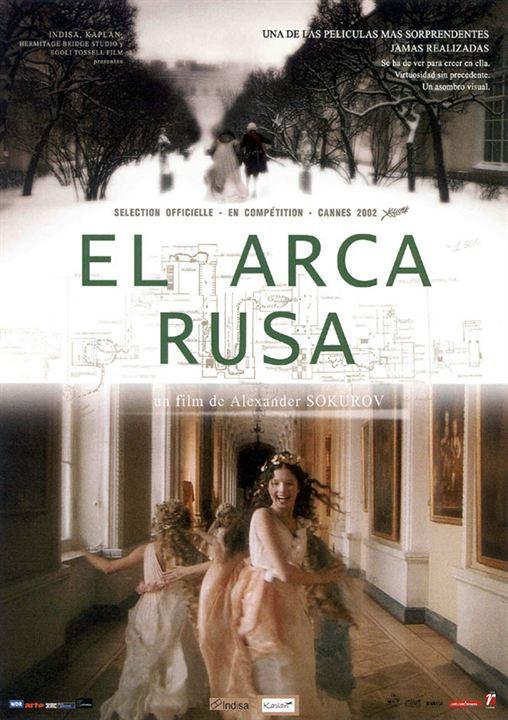 El arca rusa : cartel