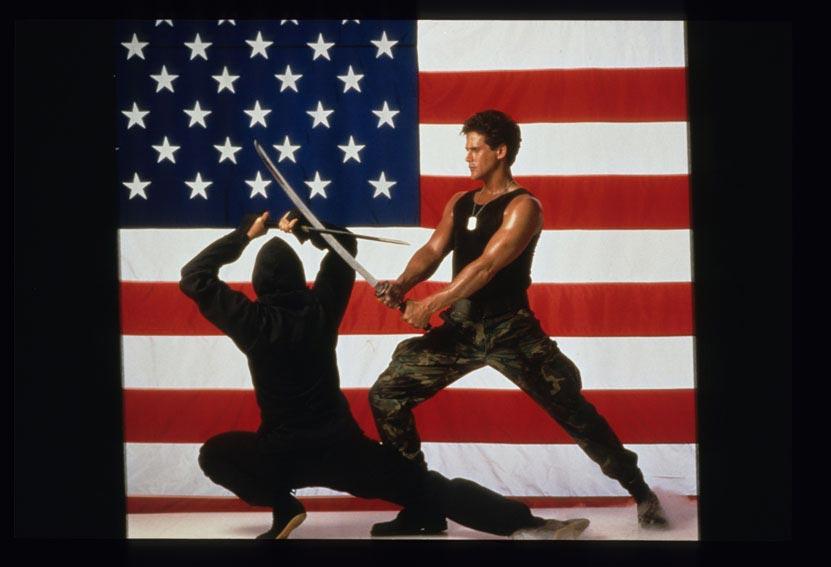 El guerrero americano : Foto