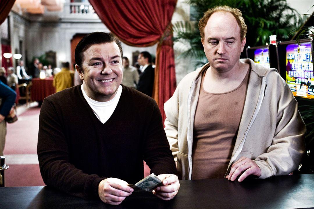 Increible pero falso : Foto Louis C.K., Matthew Robinson (II), Ricky Gervais