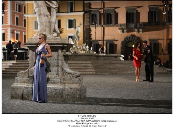 En la boda de mi hermana : Foto Josh Duhamel, Kristen Bell, Valentina Roma
