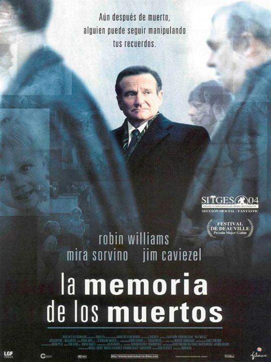 La memoria de los muertos : cartel
