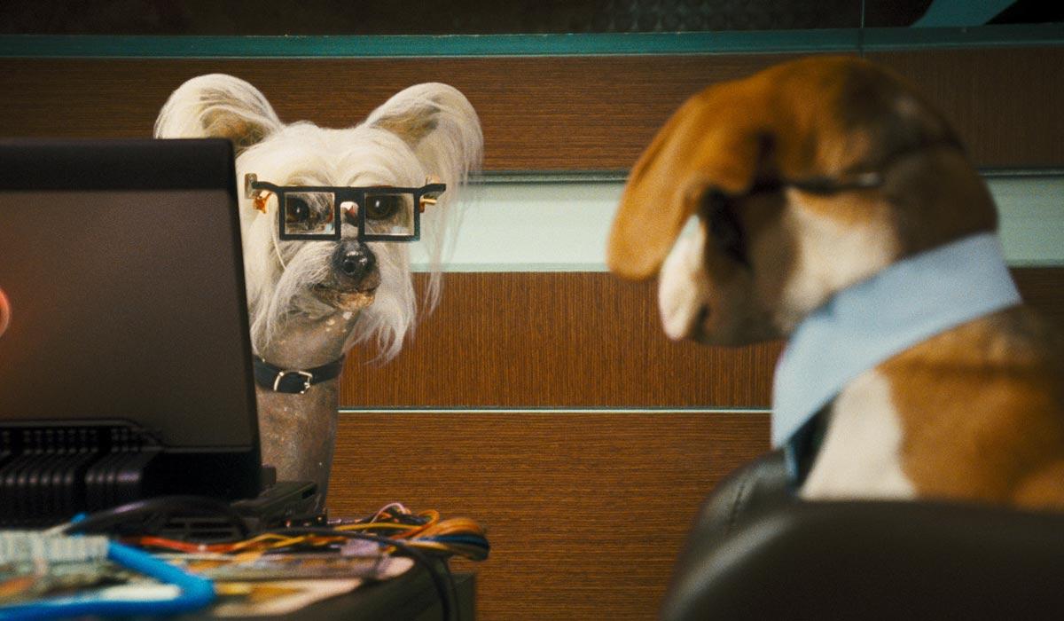 Como perros y gatos: La revancha de Kitty Galore : Foto Brad Peyton, Kevin Lima
