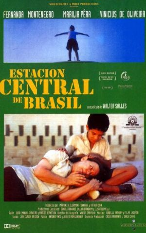 Estación central de Brasil : Cartel