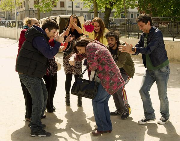 Aída : Foto Ana Polvorosa, Bernabé Fernández, Canco Rodríguez, David Castillo, Marisol Ayuso