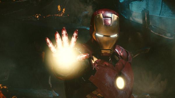 Iron Man 2 : Foto