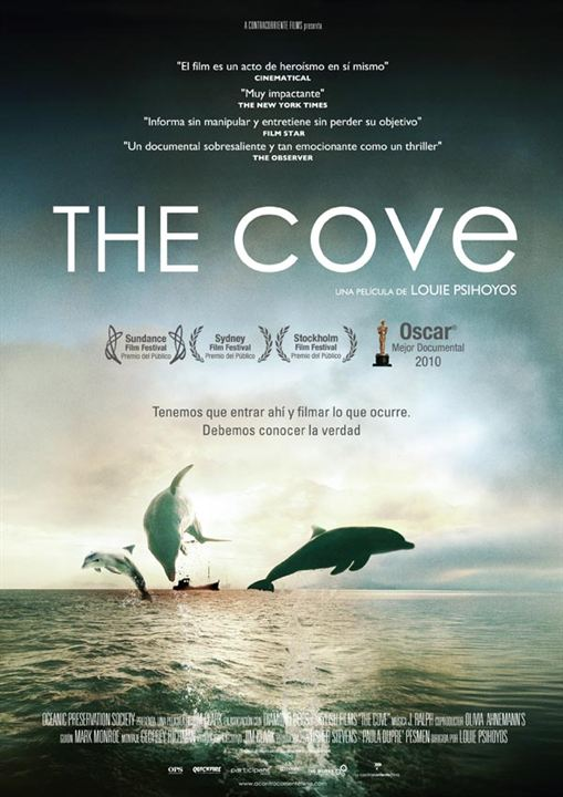 The Cove : cartel