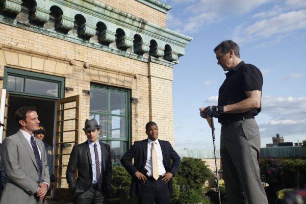 Ladrón de guante blanco : Foto Matt Bomer, Tim DeKay, Tim Matheson