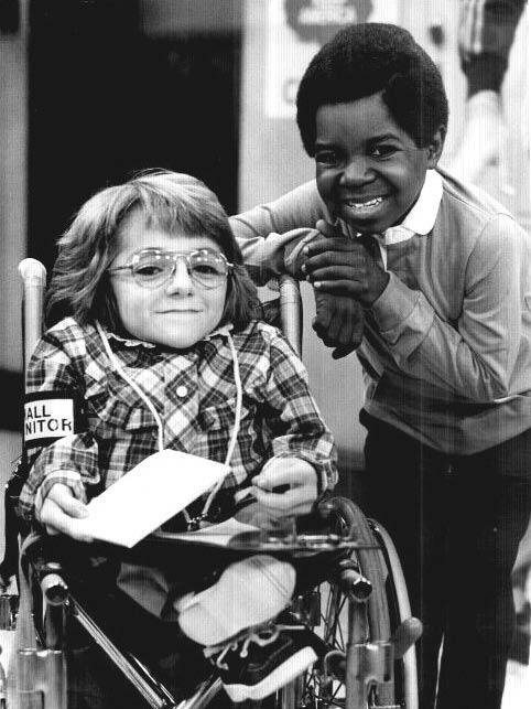 Arnold : Foto Gary Coleman, Melanie Watson