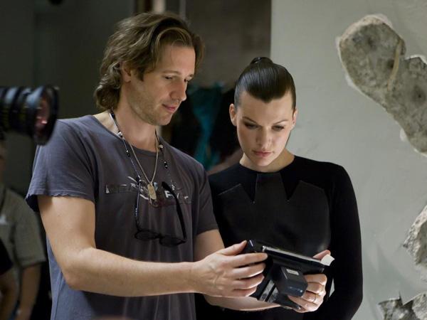 Resident Evil: Ultratumba : Foto Milla Jovovich, Paul W.S. Anderson