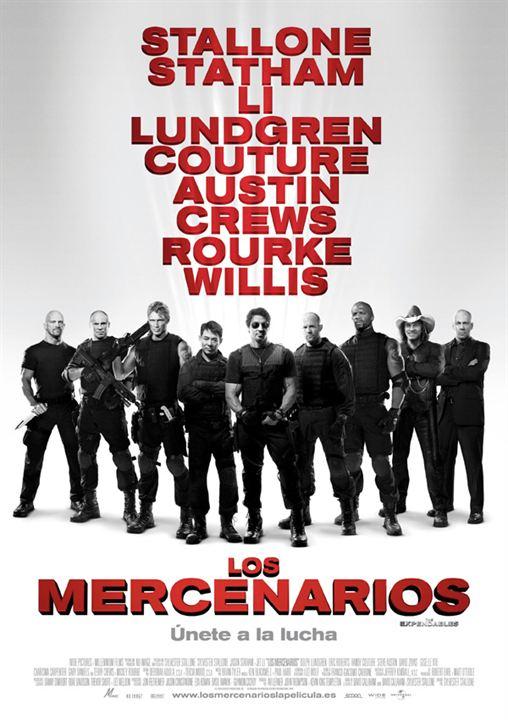 Los mercenarios : Cartel
