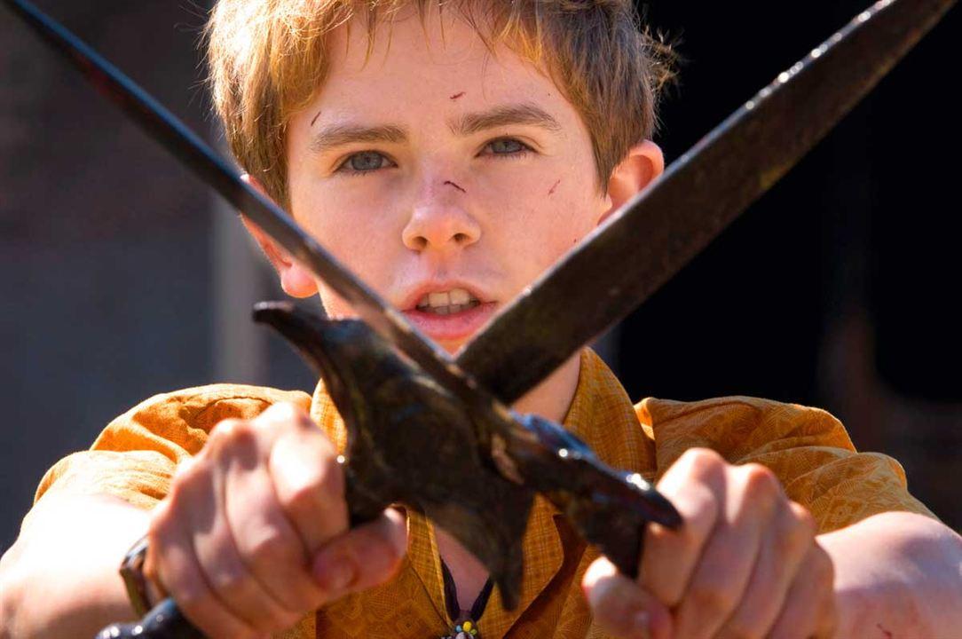 Arthur y la guerra de los mundos : Foto Freddie Highmore