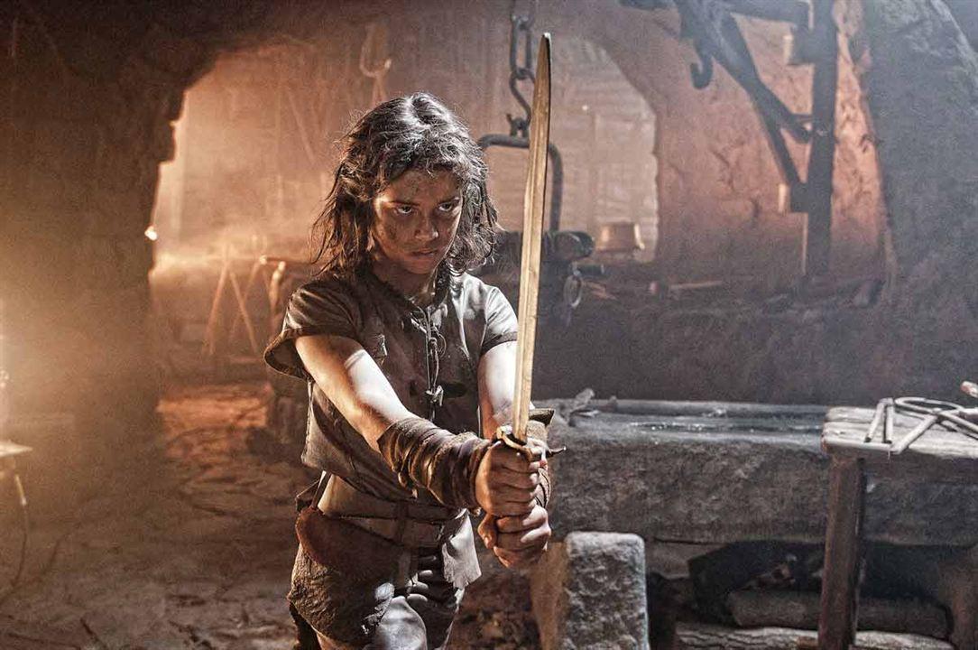 Conan el bárbaro : Foto Leo Howard, Marcus Nispel