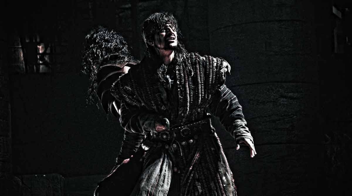 Conan el bárbaro : foto Marcus Nispel, Saïd Taghmaoui