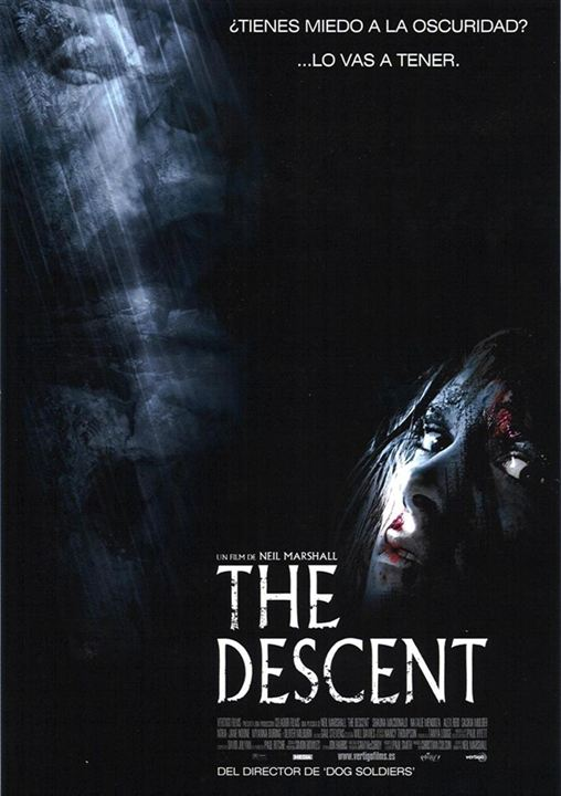 The Descent : cartel