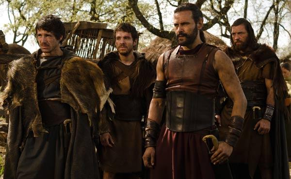 Hispania, la leyenda : Foto Hovik Keuchkerian, Juan José Ballesta, Pablo Derqui, Roberto Enriquez