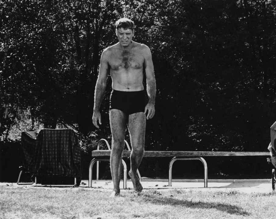 El nadador : Foto