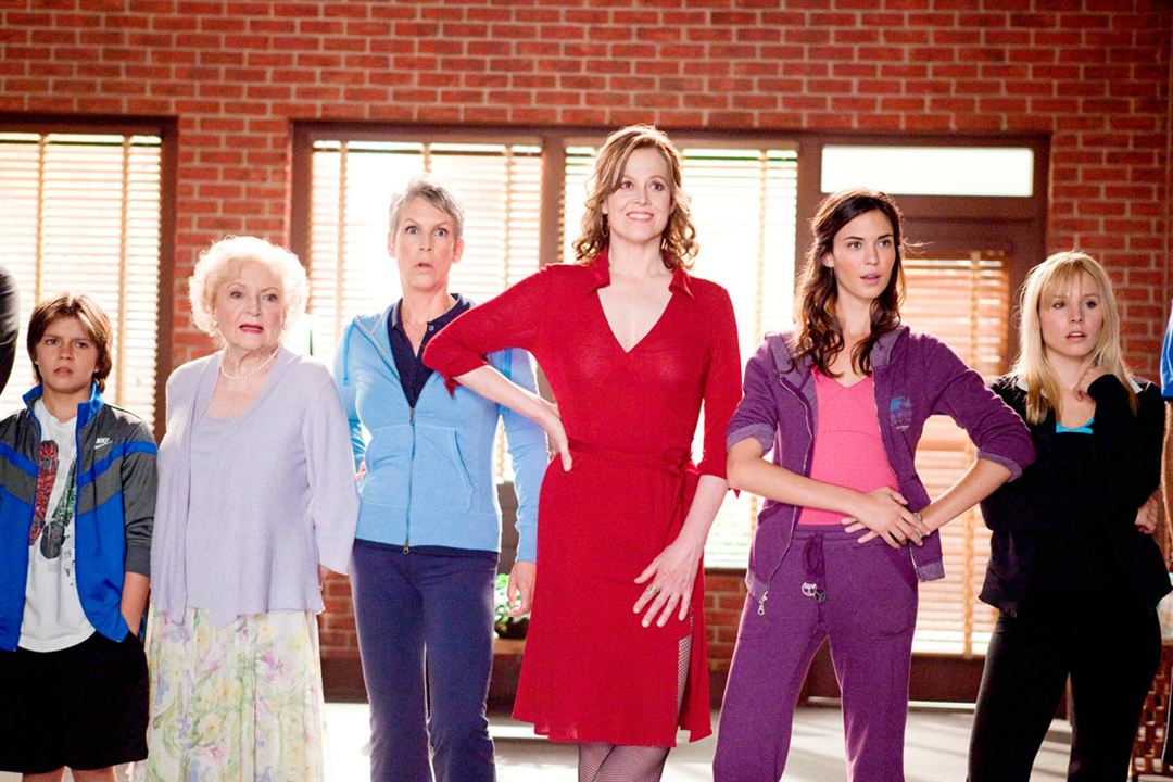 ¿Otra vez tú? : Foto Andy Fickman, Betty White, Jamie Lee Curtis, Kristen Bell, Odette Annable