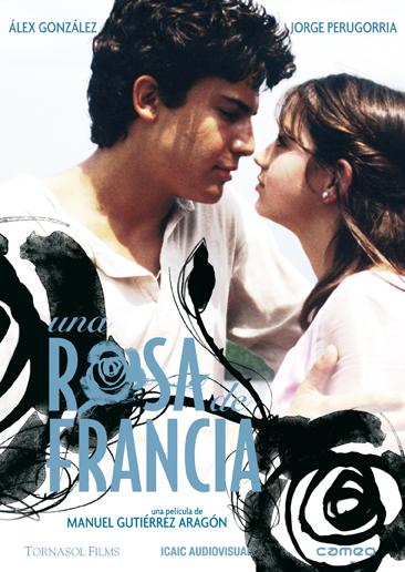 Una rosa de Francia : cartel