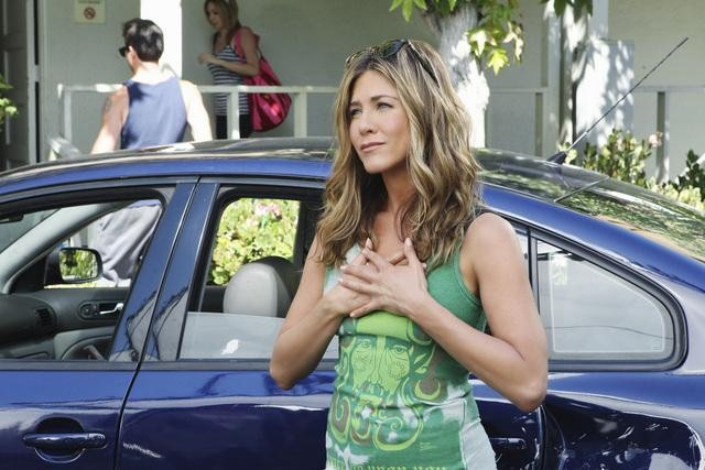Cougar Town : Foto Jennifer Aniston