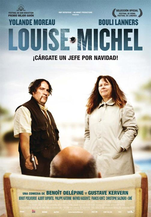 Louise-Michel : cartel