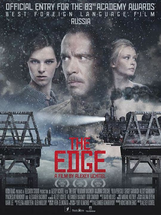 The edge : Cartel