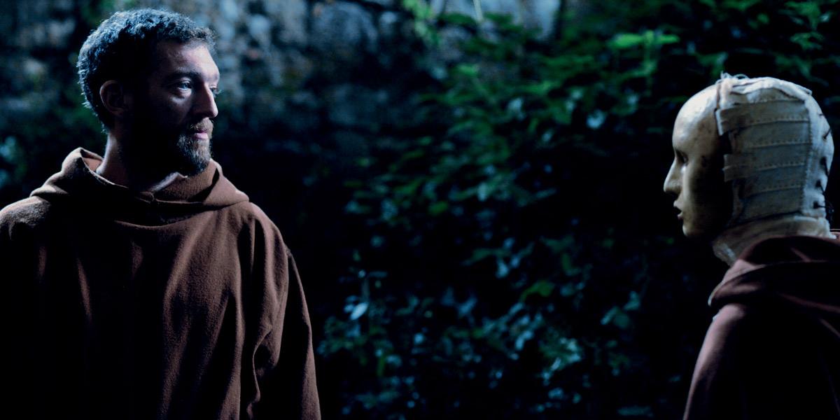 El monje : Foto Vincent Cassel