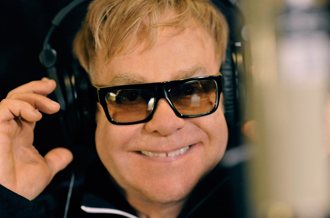 Gnomeo y Julieta : Foto Elton John, Kelly Asbury